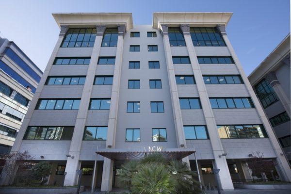 Cambio de sistema de climatización en los edificios Delta Nova 4 y 6