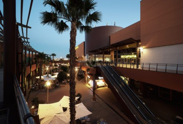 Mantenimiento Integral Centro Comercial The Outlet Store Alicante