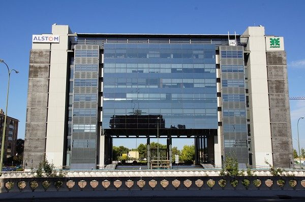 Mantenimiento Integral Edificio Paseo de la Castellana, 257