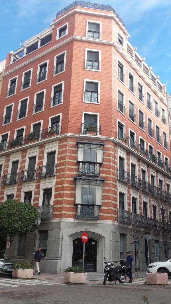 Mantenimiento Integral Edificio Maldonado 11 – Almagro 25 – Francisco Silvela 106