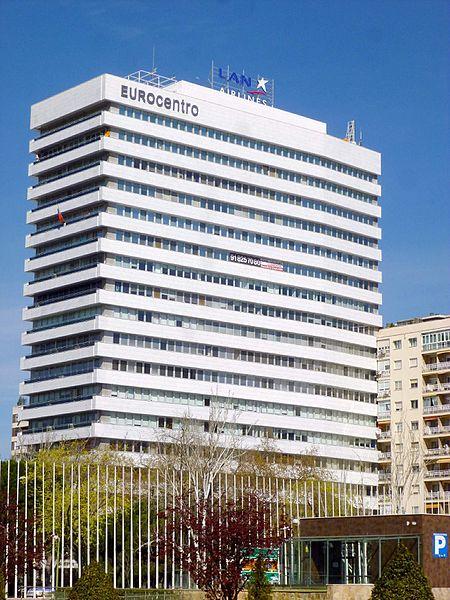 Mantenimiento integral Edificio EUROCENTRO