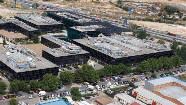 Mantenimiento integral Parque Empresarial San Fernando Business Park