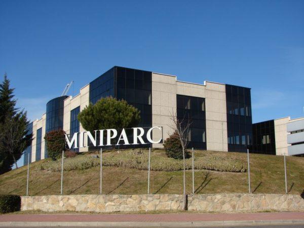 Mantenimiento Parque Empresarial MINIPARC