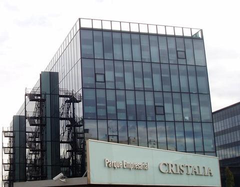 Mantenimiento Parque Empresarial Cristalia