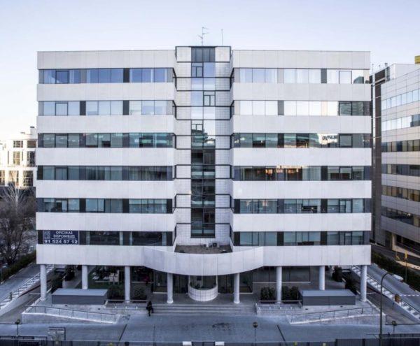 Mantenimiento Edificio Orion