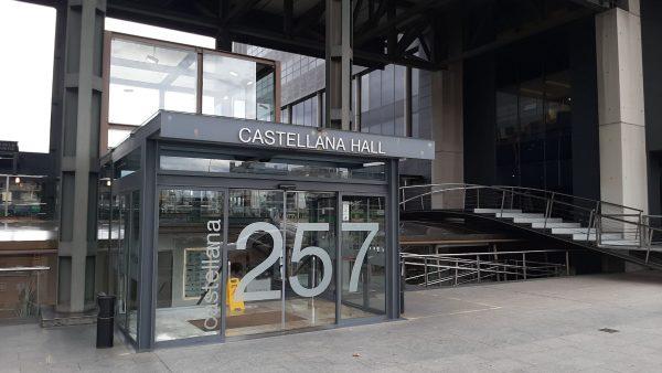 Sustitución BMS CASTELLANA 257