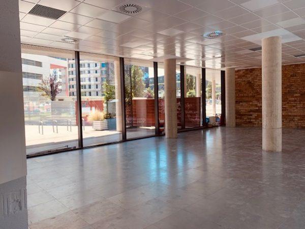 Climatización PLAZA EUROPA L'Hospitalet de Llobregat
